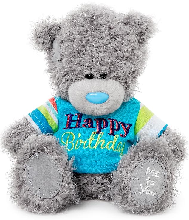 "Nalle """"Happy Birthday"""", 15cm - Me to you (Miranda nalle)"