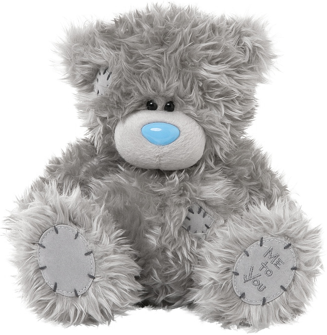 Nalle klassisk MtY, 20cm - Me to you