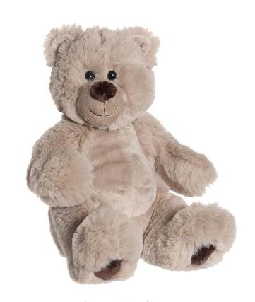 Nalle Alfred (beige), 22cm - Teddykompaniet