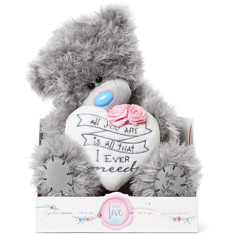 Nalle All that I need, 20cm - Me to you