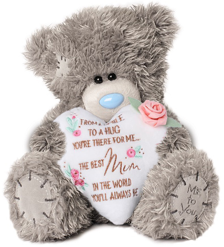 """Nalle """"""""The best Mum"""""""", 30cm - Me To You"""