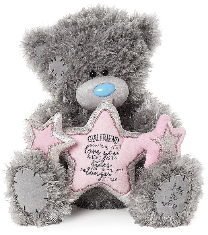 Nalle Girlfriend, 30cm - Me To You