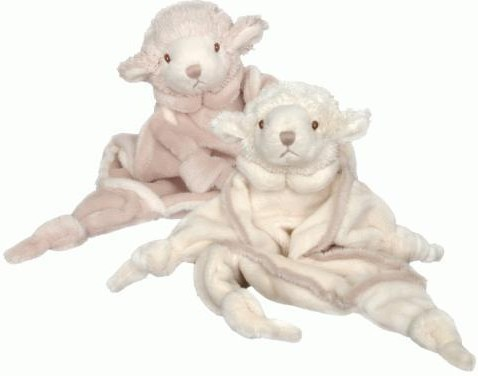 Fåret Sweet Lefty, baby rug från Bukowski Design (Creme)