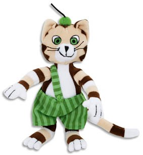 Katten Findus, 35cm (Pettson och Findus)