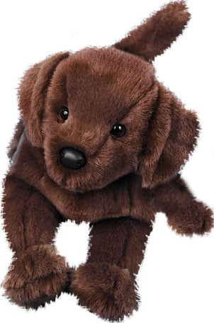 Labrador, Brun - Douglas Mjukisdjur