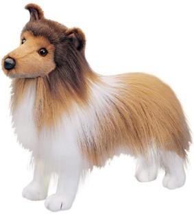 Sheltie, Shetland Sheepdog (Stort mjukisdjur) - Douglas Mjukisdjur
