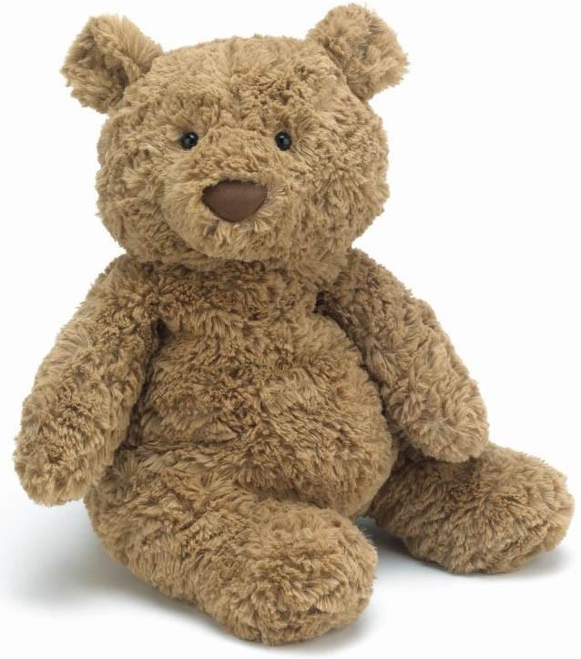 Bartholomew Teddybjörn, 28cm - Jellycat