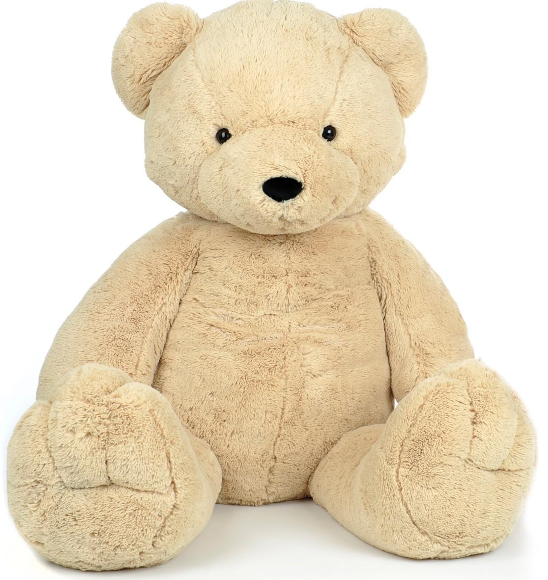 Nalle Holger Senior, stor nalle, 150cm - Teddykompaniet