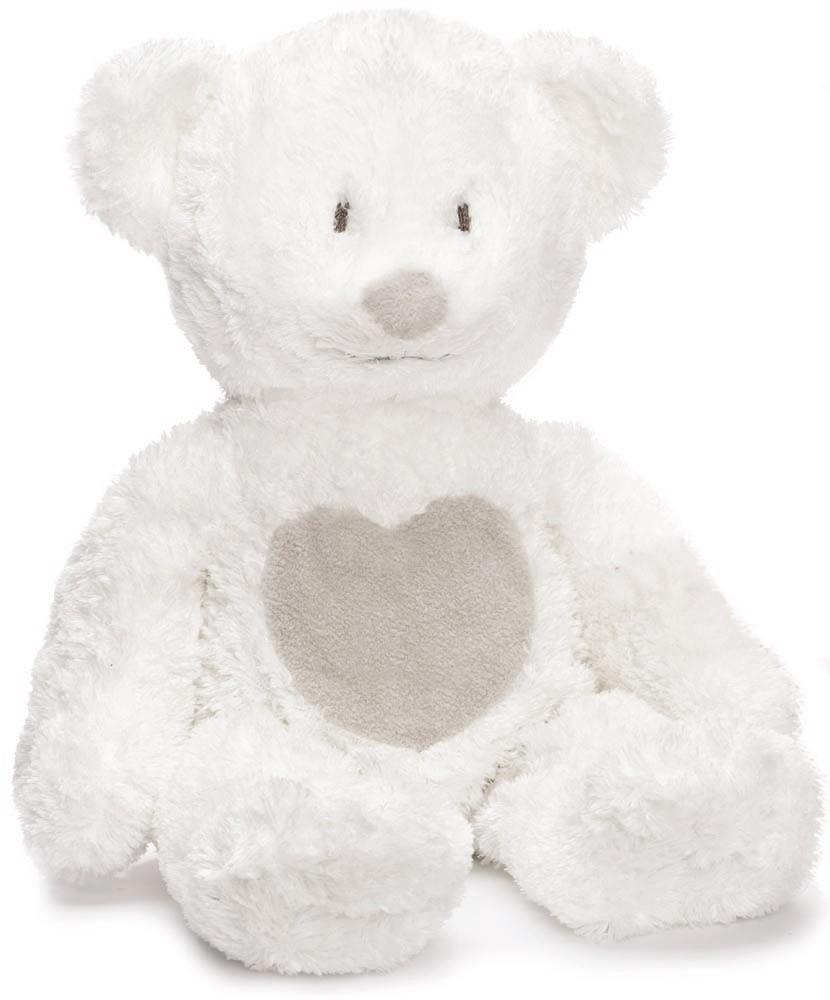 Nalle Teddy Cream, stor nalle, 45cm - Teddykompaniet