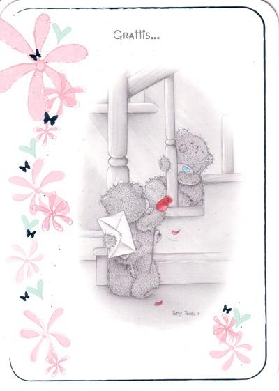 grattis till min älskling Grattis min älskling, Me to you | Nalleriet.se grattis till min älskling