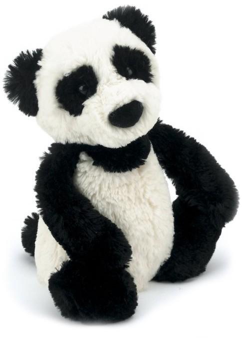Bashful Panda, 18cm - Jellycat