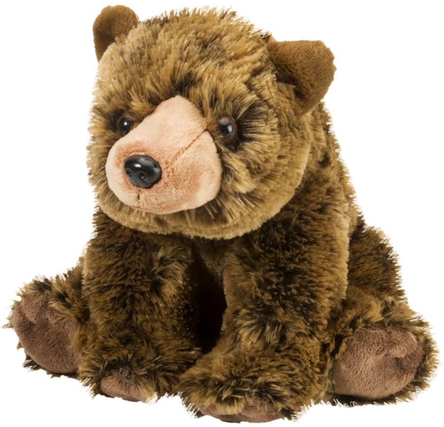 Grizzlybjörn, 30cm - Wild Republic