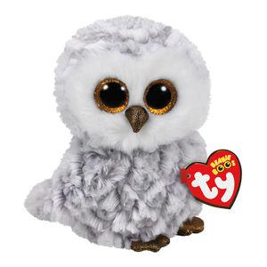 Beanie Boos Owlette (Vit Uggla) TY Gosedjur | Nalleriet.se