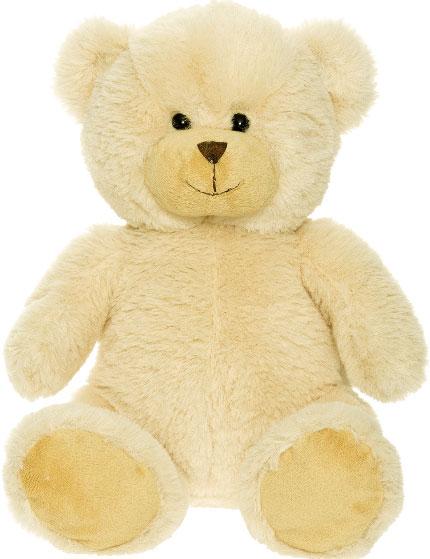 Dreamies Nalle, Beige, 35cm - Teddykompaniet