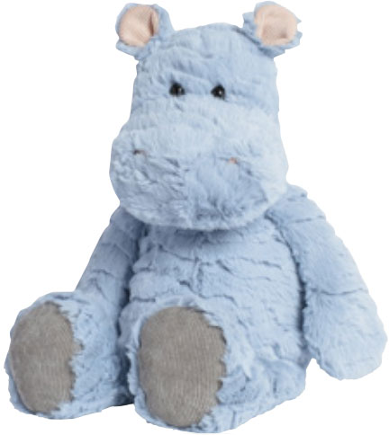 Flodhästen Noelle - Molli Toys