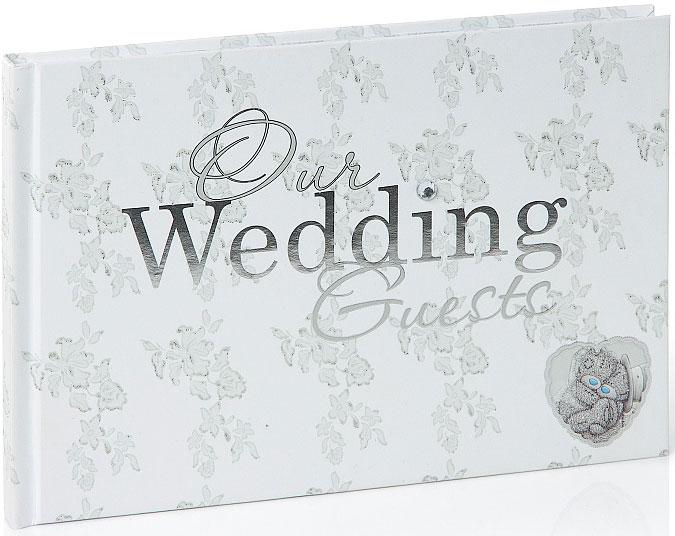 Gästbok för Bröllopet - Me To You (Miranda Nallar)