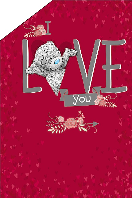 Kort, I Love You - Me To You