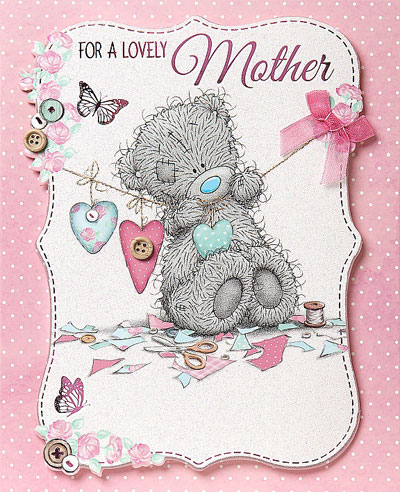 Kort, For a Lovley Mother - Me To You