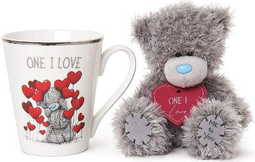 Nalle & Mugg, One I Love - Me To You