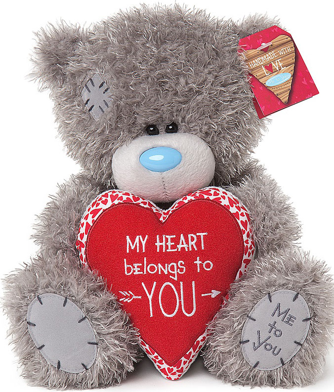 Nalle, My Heart Belongs To You, 25cm - Me To You