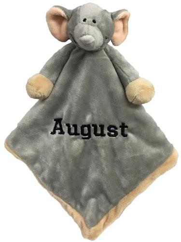 Diinglisar Snuttefilt, Elefant - Teddykompaniet