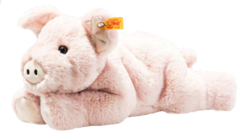 Piko Gris, Soft Cuddly Friends - Steiff
