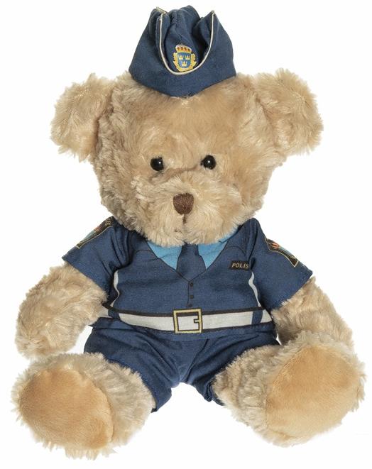 Polisnallen Lage - Teddykompaniet
