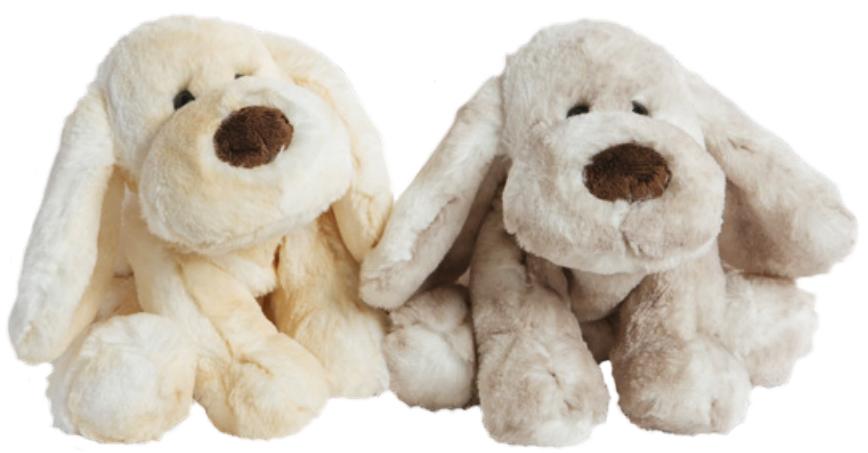 Premium Hund, 25cm - Molli Toys