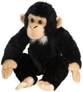 Schimpans, 30cm - Wild Republic