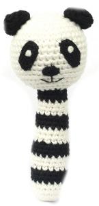 Sir Panda, skallra - NatureZoo