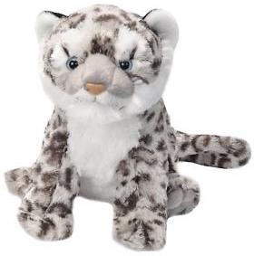 Snöleopard, 30cm från Wild Republic