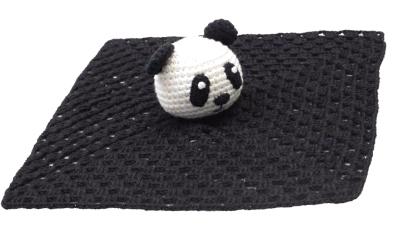 Sir Panda, snuttefilt - NatureZoo