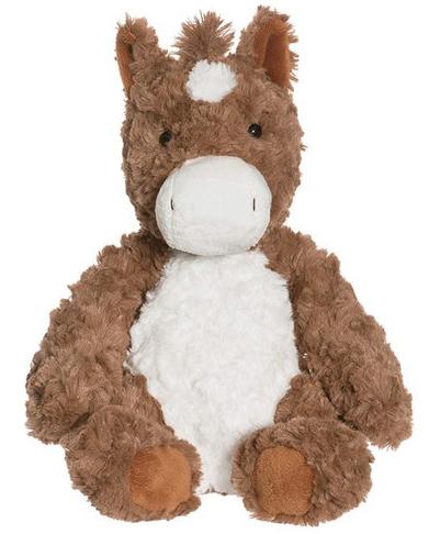 Softies Hästen Hasse, 28cm - Teddykompaniet