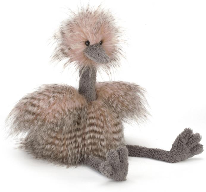 Strutsen Odette, 49cm - Jellycat