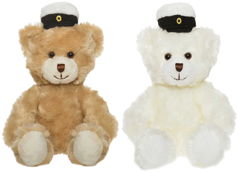 Studentnalle Samuel - Teddykompaniet (Brun)