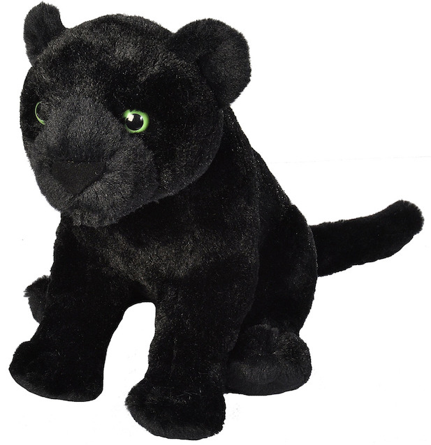 Jaguar,svart