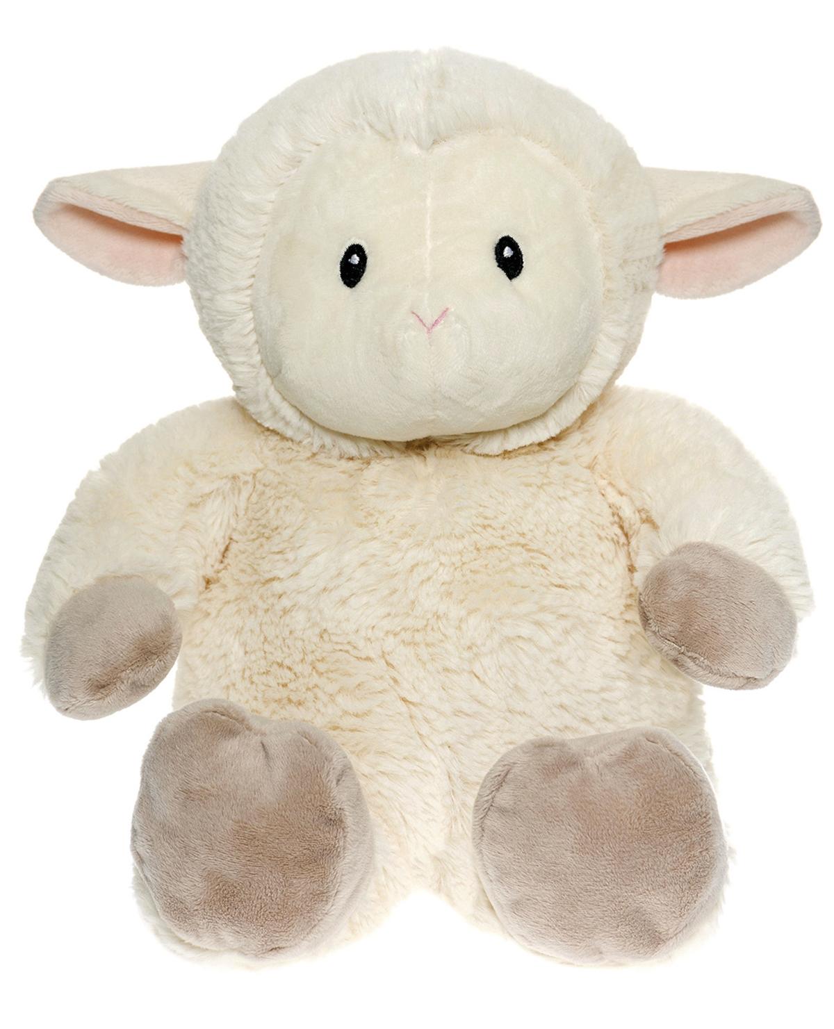 Teddy Heaters Lamm, 35cm (Tvättbar värmenalle) - Teddykompaniet