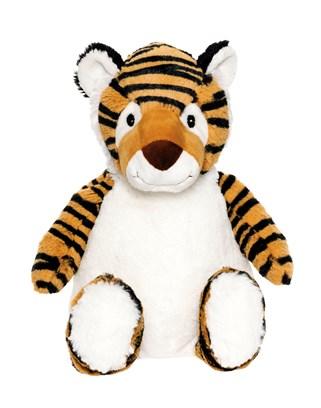 Teddy Heaters Tiger, 35cm (Tvättbar värmenalle) - Teddykompaniet