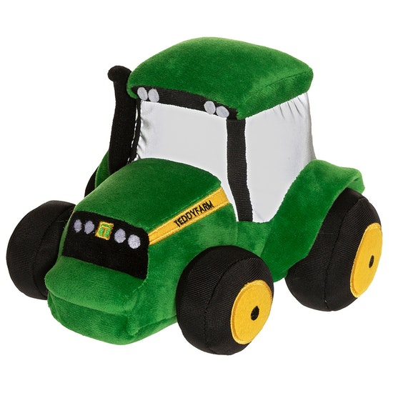 Mjuk Traktor - Teddykompaniet