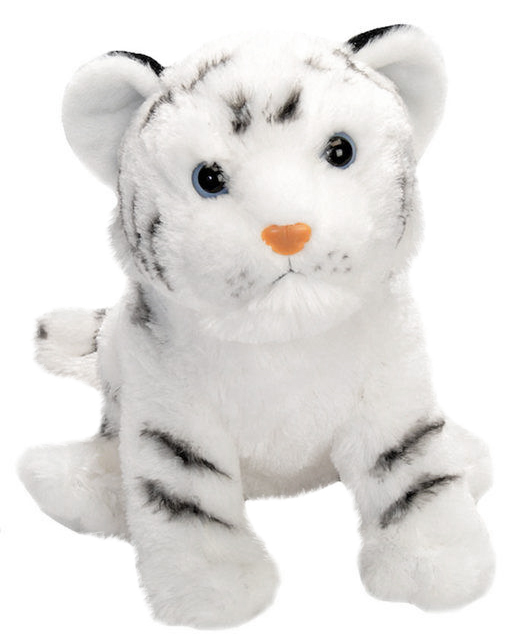 Vit Tiger, 30cm - Wild Republic