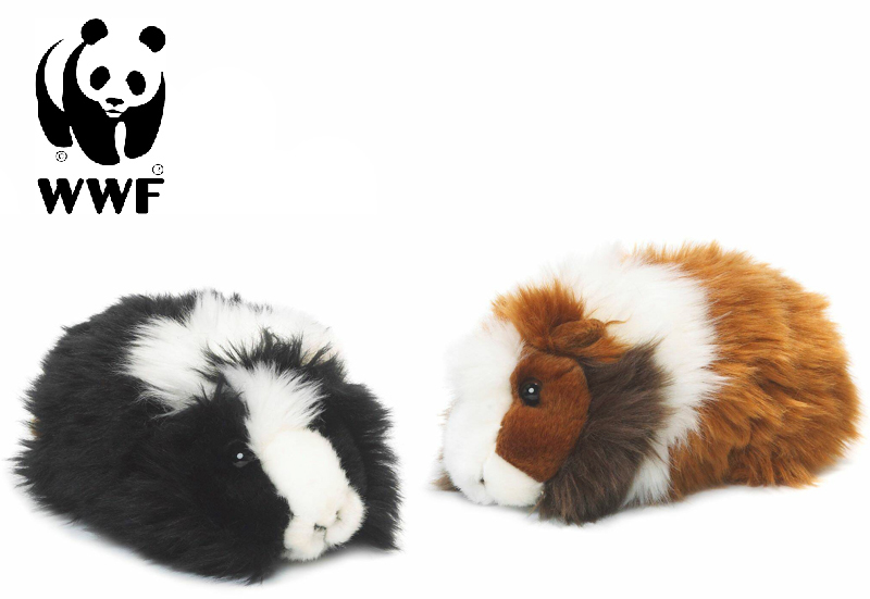 Marsvin - WWF (Världsnaturfonden) (Svart/vit)