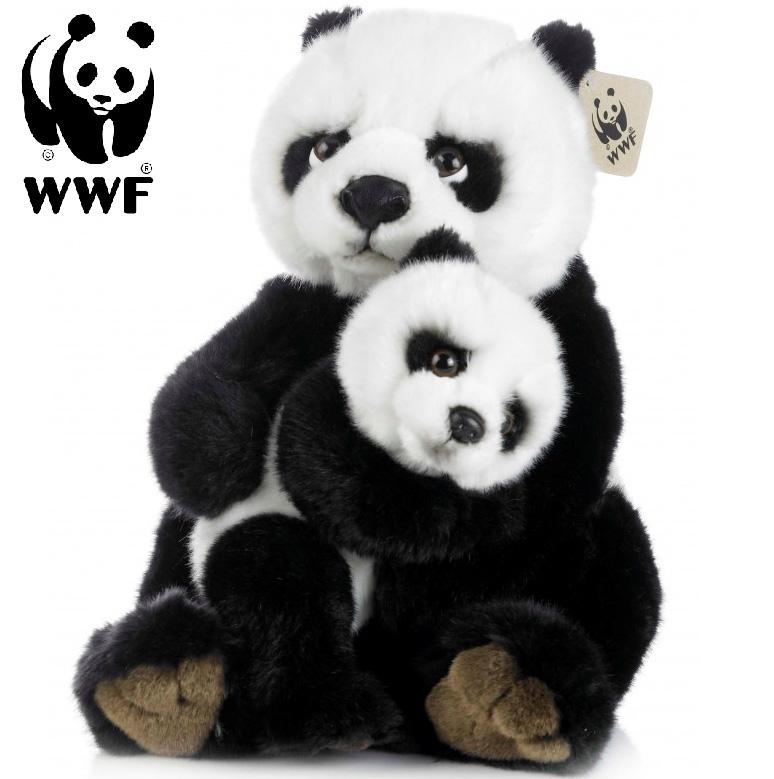 Panda med baby - WWF