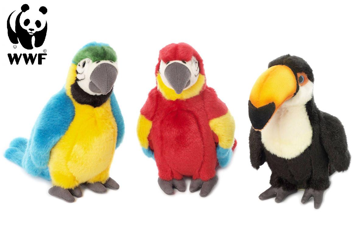 Tropiska Fåglar - WWF